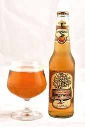 [CIDRU DE MERE] Kingswood Apple 400 ml