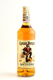 [rom Captain Morgan] Rom Captain Morgan Spice Gold 40ml
