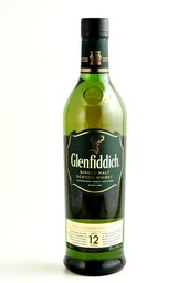 [whisky Glenfiddich] Whisky Glenfiddich 12 ani 40ml